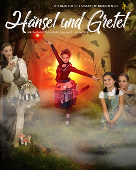 Bild: Hänsel und Gretel - Märchenballett