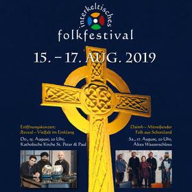 Bild: Interkeltisches Folkfestival