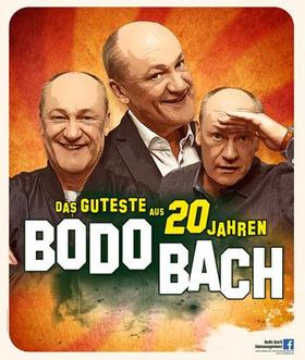 Bild: Bodo Bach – Das Guteste aus 20 Jahren - Kulturtage Waldhof