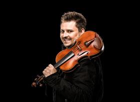 Bild: Stefan Krznaric & die Tom Schlüter Band - Crossover von Klassik bis Pop an der Violine