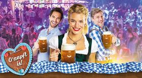 Bild: Oktoberfest im Europa-Park - O´zapft is!