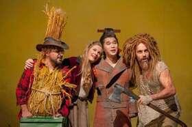 Der Zauberer von Oz - Uraufführung