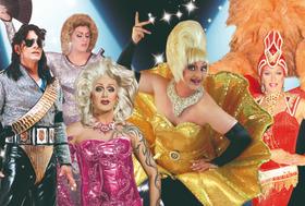 Bild: Festival der Travestie - Die Jubiläums Gala - 30 Jahre Maria Crohn