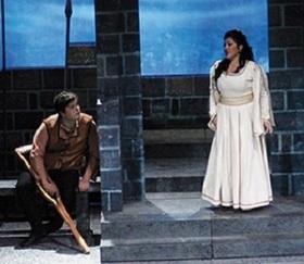 Bild: Der Troubadour - Oper von Giuseppe Verdi