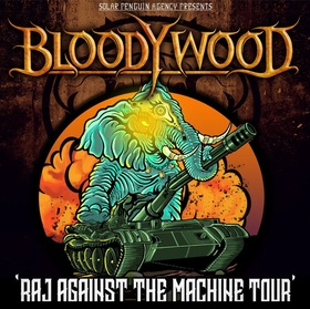 Bloodywood - Raj Against The Machine Tour 2019