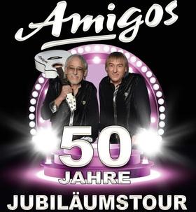 Bild: Amigos - 50 Jahre Jubiläumstour