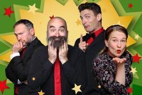 Bild: Improvisationstheater Springmaus – Merry Christmaus - Auf die Tanne, fertig, los!