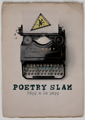Papp a la Papp Poetry Slam