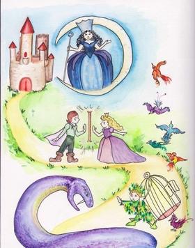 Bild: Zauberflöte für Kinder