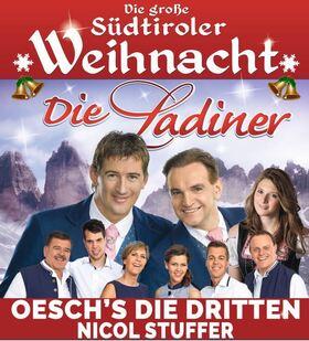 Bild: Die große Südtiroler Weihnacht 2019 - Die Ladiner, Oesch´s die Dritten, Nicol Stuffer