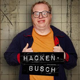 Bild: Hackenbusch SOLO - Authentisch, kaputt und durchgeknallt... Ein Mann mit vielen Gesichtern!