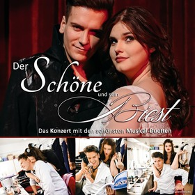Bild: Der Schöne & sein Biest - mit Friederike Meinke & Enrico Scheffler