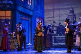 Scrooge - eine Weihnachtsgeschichte - Das Musical für die ganze Familie von Christian Berg & Michael Schanze