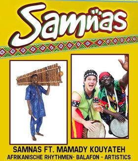 Bild: Samnas - Afrikanische Rhythmen, Balafon, Artistics