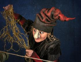 Bild: Rumpelstilzchen - Theatermärchen mit Goldrauschmusik und Feuertanz