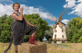 Bild: Der gestiefelte Kater - Musical - Landesbühnen Sachsen