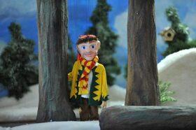 Bild: Kasperl und der gestohlene Weihnachtsbaum