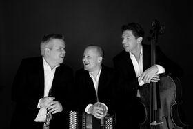 Bild: Trio NeuKlang - mit dem Programm