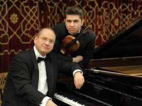 """Bild: Duo Recital - mit dem Programm """"Lieben Sie Brahms"""""""
