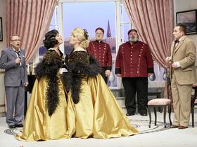Bild: Alarm in´t Grand Hotel (Suite Surrender) - Komödie von Michael McKeever - Deutsch von Hagen Horst