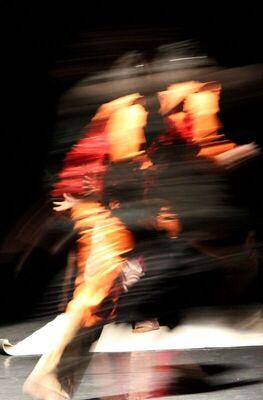 Bild: Turbulence - Tanzstück von Helge Letonja