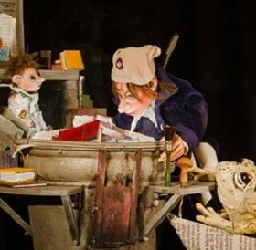 Bild: Der Zauberlehrling - Theater Moussong