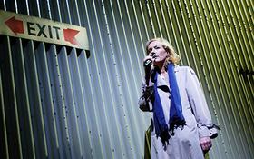 So oder so - Hildegard Knef - Musikalisches Theater von und mit Gilla Cremer