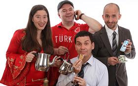 Bild: Zuckerfest für Diabetiker - Eine kleine Einführung in deutsch-türkische Problemzonen