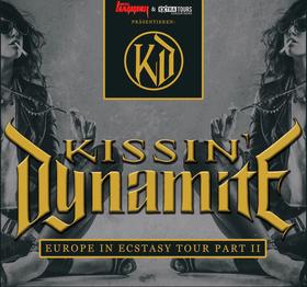 Bild: KISSIN´ DYNAMITE - Europe in Ecstasy Tour Part II