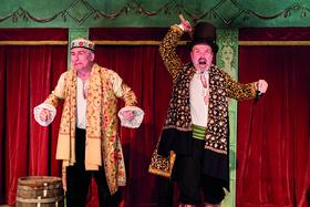 Bild: Die Streiche des Scapin - Komödie von Moliére