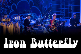 Bild: Iron Butterfly - Soul Experience Tour 2019