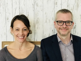 Bild: Annette Schiedeck und Jens-Uwe Krause - Habe Häuschen. Da würden wir leben!