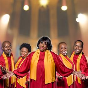 Donna Brown & The Golden Gospel Pearls - Harlem Gospel Night