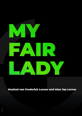 Bild: My Fair Lady - Grenzlandtheater Aachen