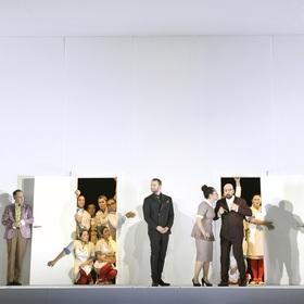 Bild: Die Hochzeit des Figaro - Komische Oper von Wolfgang Amadeus Mozart      WIEDERAUFNAHME
