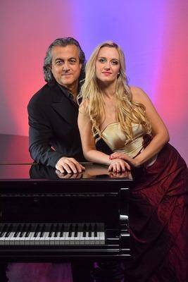 Bild: Hanna Czarnecka & José Rodriguez - Crossover Konzert