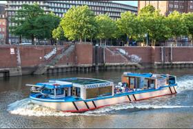 Bild: Die 2-Stündige Hafenrundfahrt XXL - Rainer Abicht Elbreederei
