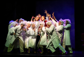 Bild: Frankenstein Junior (Young Frankenstein) - Musical von Mel Brooks