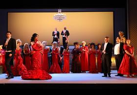 Wiener Blut - Operette von Johann Strauß