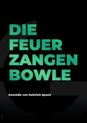 Bild: Die Feuerzangenbowle - Komödie von Heinrich Spoerl