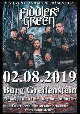 Bild: Fiddler´s Green Open Air Burg Greifenstein