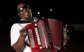 Bild: American Cajun, Blues & Zydeco Festival - Joe Hall & The Louisiana Cane Cutters | Dwight »Black Cat« Carrier & The Zydeco Ro Doggs | Michael Juan Nunez