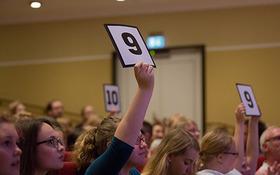 Bild: Klartext - Wolfenbüttel reimt sich - Der Poetry-Slam im Lessingtheater