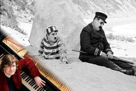 Bild: Stephan Graf v. Bothmer - Stummfilmkonzert - Charlie Chaplin