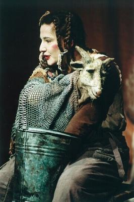 Bild: Der Wolf und die sieben Geißlein - Junges Theater