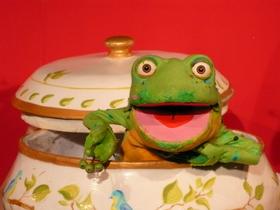 Bild: Der Froschkönig - oder Mädchen, du bist der Knaller !