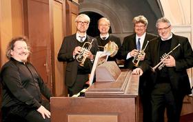 Bild: Weihnachtliche BACH-Trompeten-GALA - Im Glanz von Trompeten, Pauken und Orgel