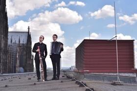 Bild: Duo Schepansky-Stier - Akkordeon-Fagott