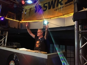 Bild: SWR1 Night Fever Party Boat Andernach - mit DJ Michael Lueg inkl. Fahrt auf dem Rhein