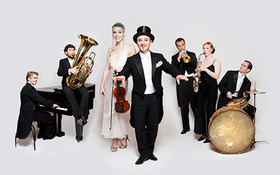 Casanova Society Orchestra - Die goldenen 20er - mit Frack, Charme und Zylinder
